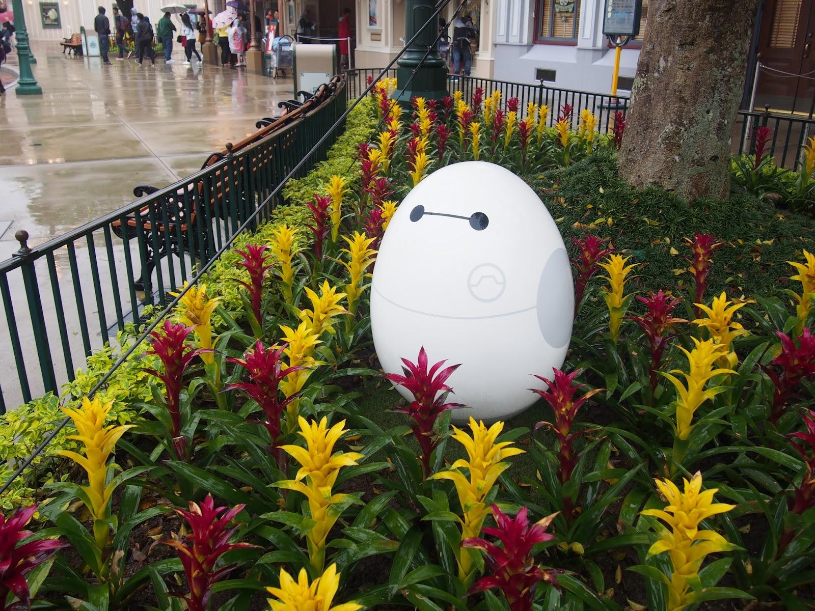 Easter Eggs Hunting At Hong Kong Disneyland Warning Spoilers