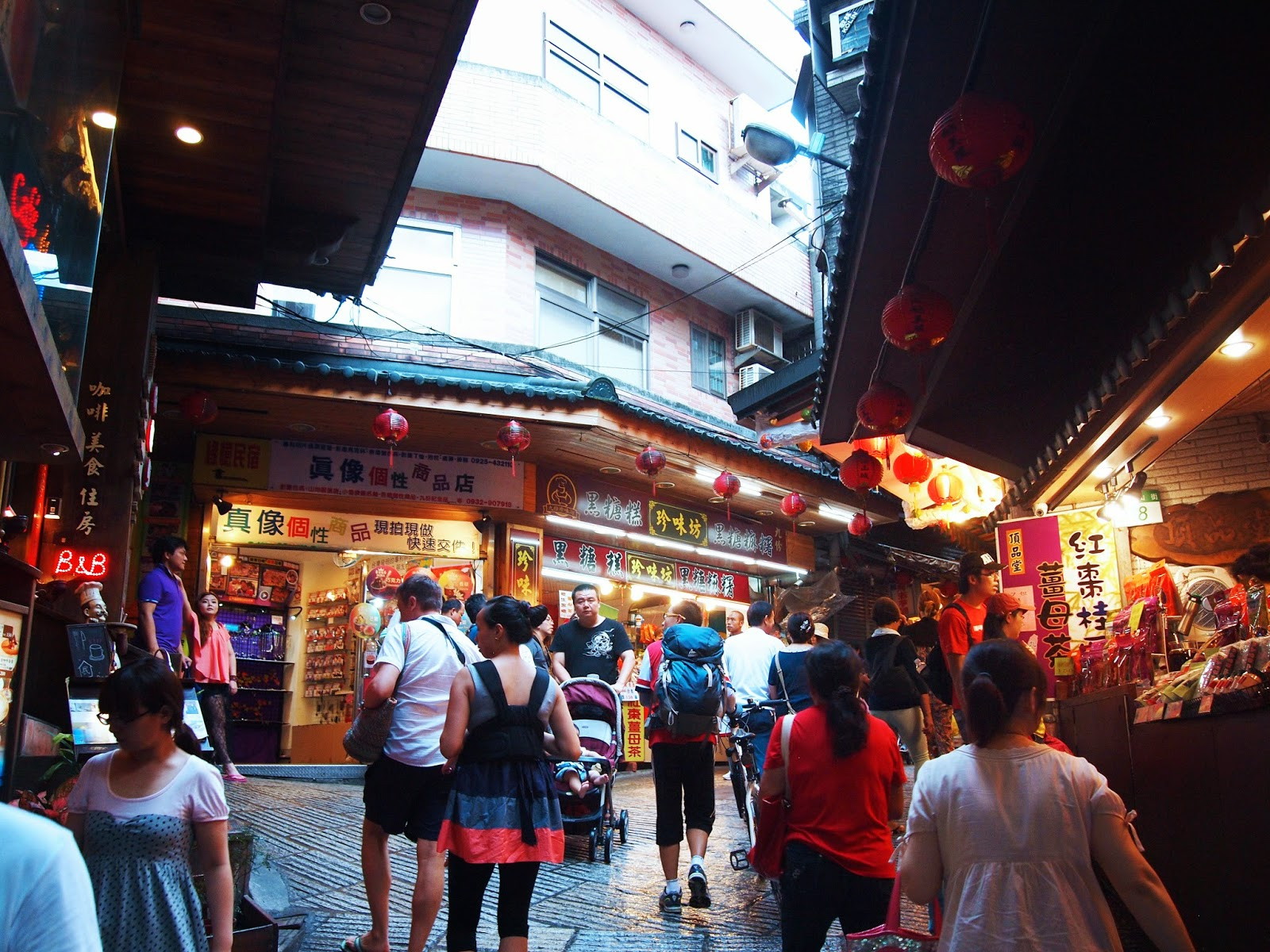 7 Reasons To Love Jiu Fen For Especially For Spirited Away Fans The Sky Passport